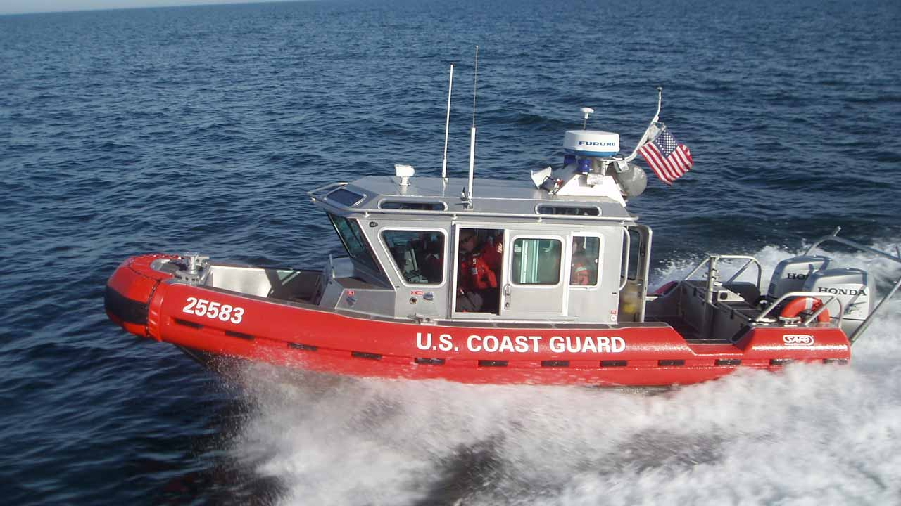 U S Coastguards In Nigeria To Strengthen Implementation