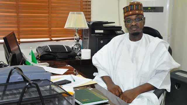 Director-General of NITDA, Dr. Isa Ibrahim Pantami. PHOTO: TWITTER PANTAMI