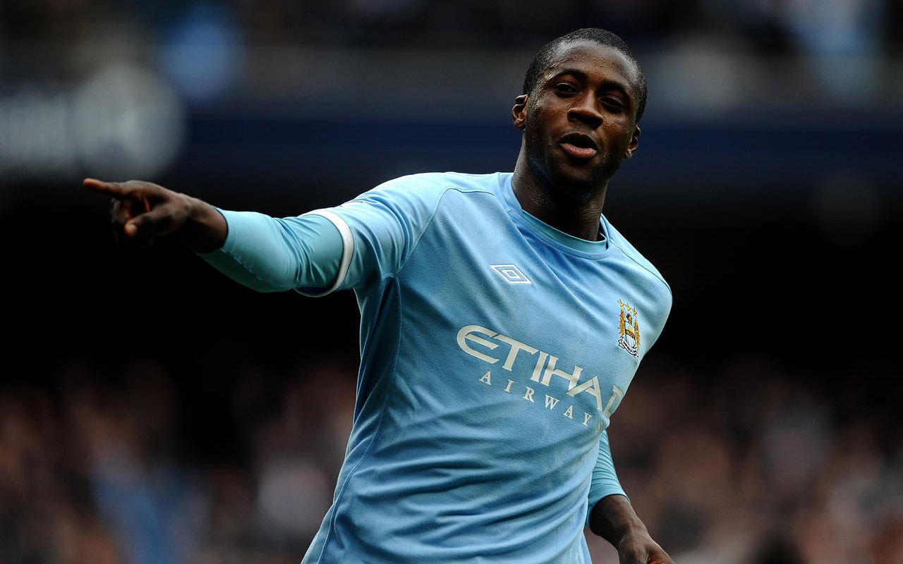 Yaya Toure, PHOTO: Youtube