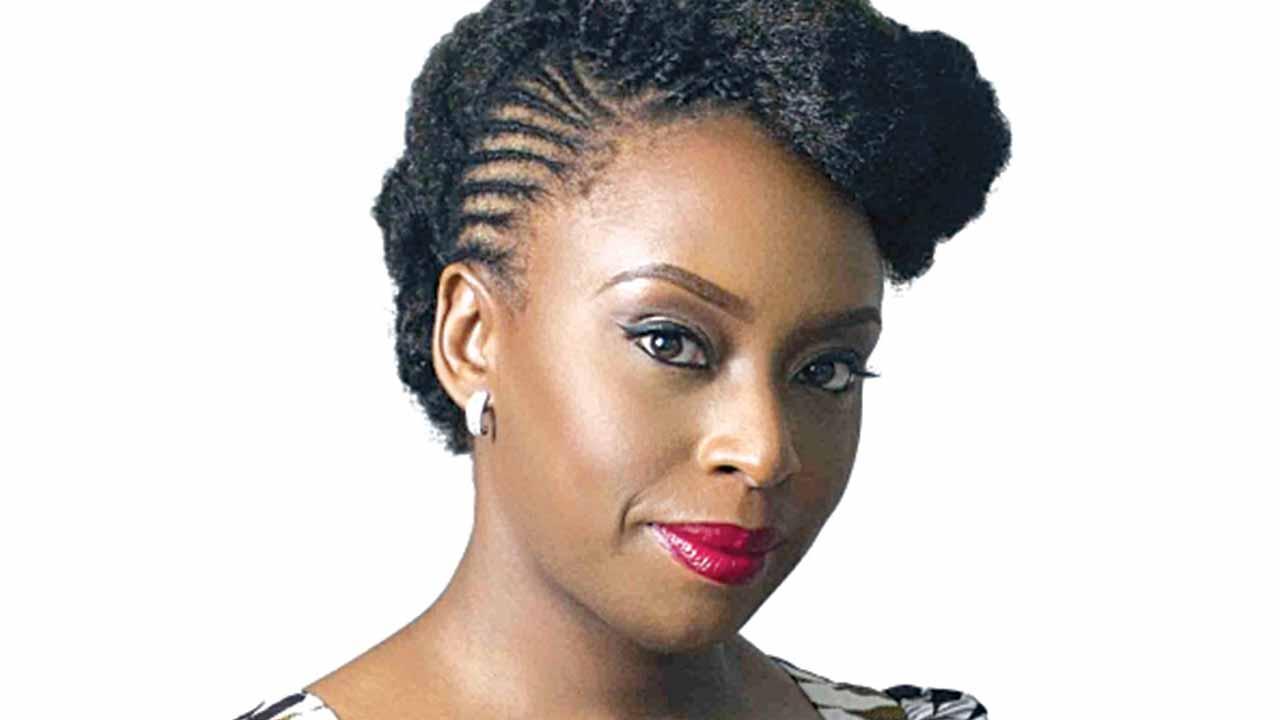 Chimamanda Ngozi-Adichie
