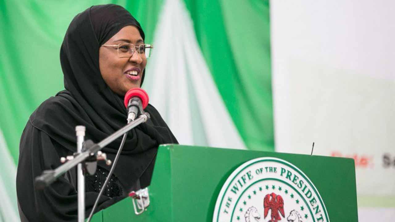 Independence Day: Aisha Buhari felicitates with Nigerian women
