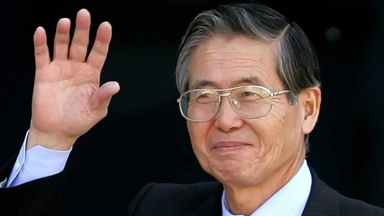 "Peru's ex-president Alberto Fujimori returned to prison Wednesday after undergoing pancreas exams in hospital, condemning jail conditions he said are ""slowly killing"" him."