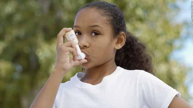 asthma-children