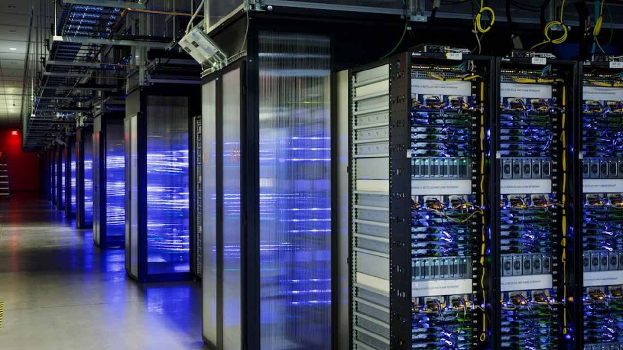 Data center. PHOTO: GOOGLE.COM/SEARCH