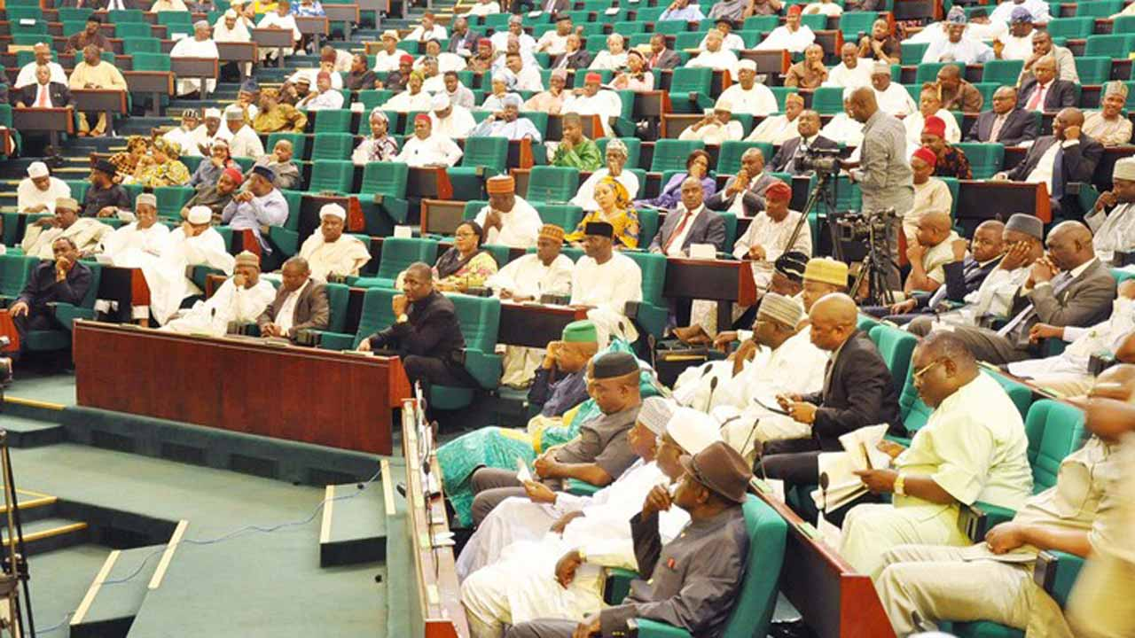 Members, House of Representatives. Photo: Guardian