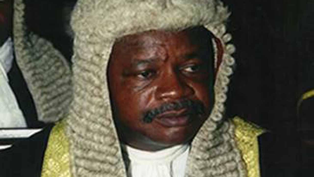 Justice Ibrahim Auta