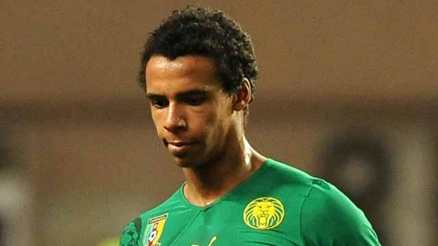 Joel Matip of Cameroon