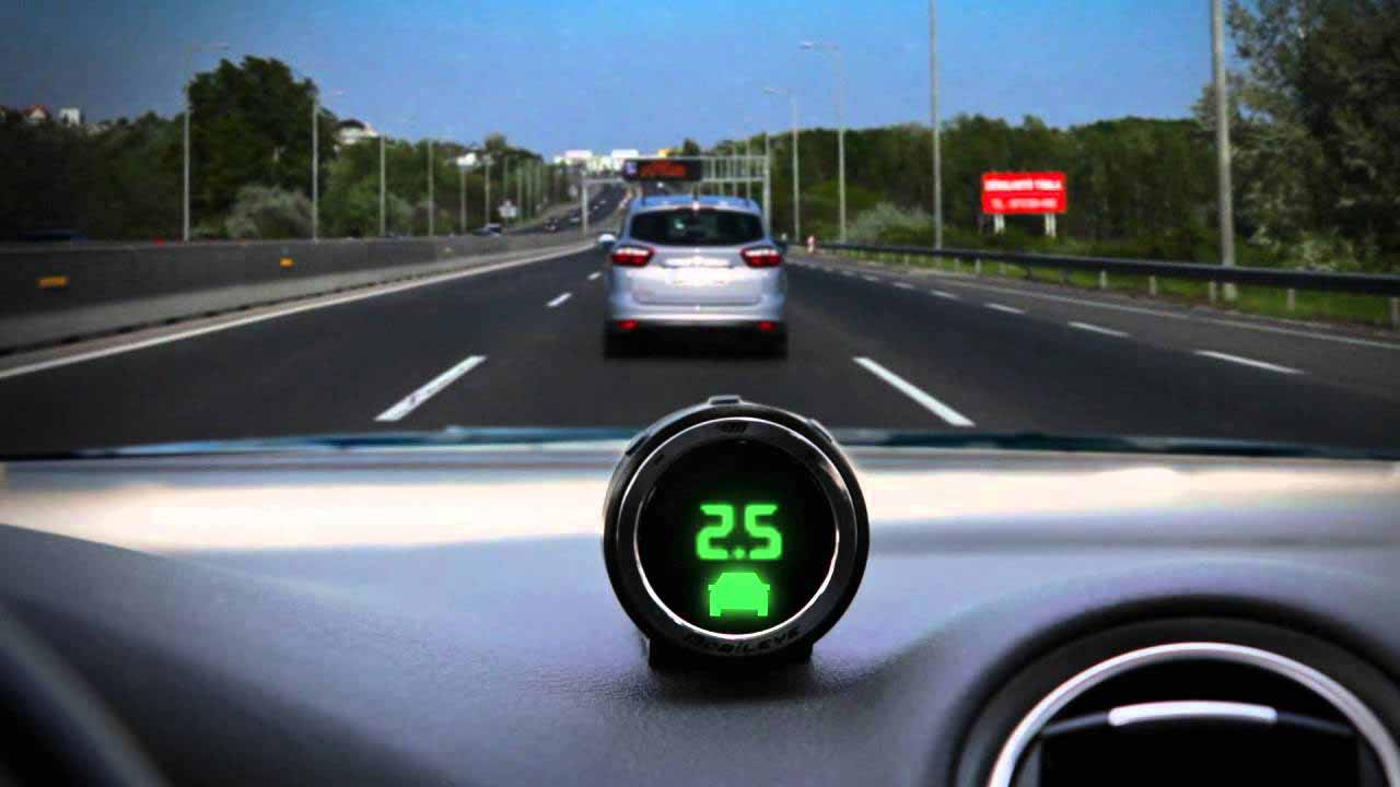 Mobileye feat. PHOTO: YOUTUBE