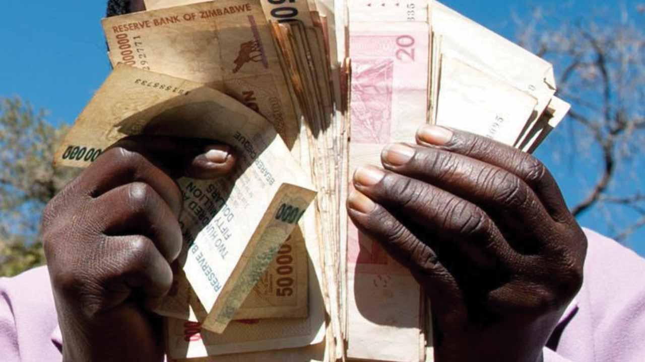 Zimbabwean 'Fake Money Image: Shutterstock