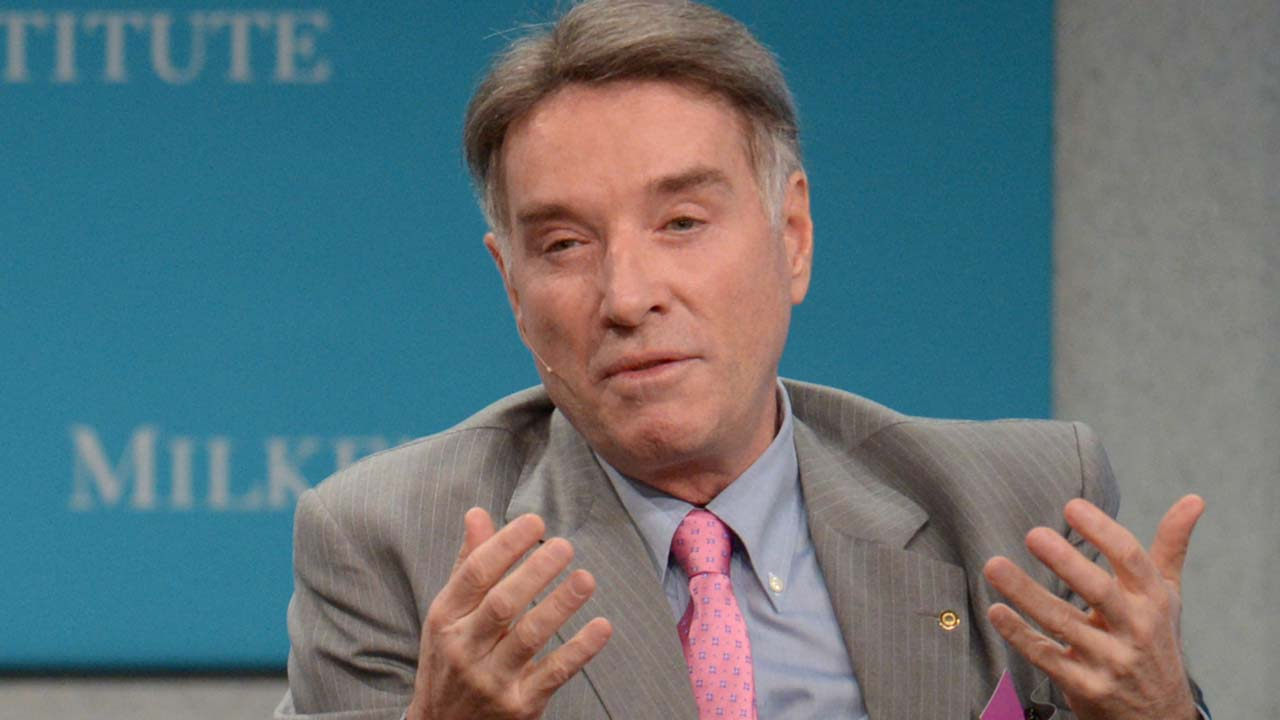 """(FILES) This file photo taken on April 30, 2012 shows Eike Batista, Chairman and CEO , EBX Group speaking during the """"Global Overview: Shifting Fortunes"""" lunch panel at the Milken Institute's Global Conference 2012 in Beverly Hills, California, US. Brazilian authorities issued an arrest warrant for the country's former richest man Eike Batista on January 26, 2017 in a money-laundering probe, prosecutors said. The former oil and mining magnate, 60, is the latest high-profile suspect in investigations linked to a vast bribery scandal at state oil firm Petrobras. PHOTO: FREDERIC J. BROWN / AFP"""