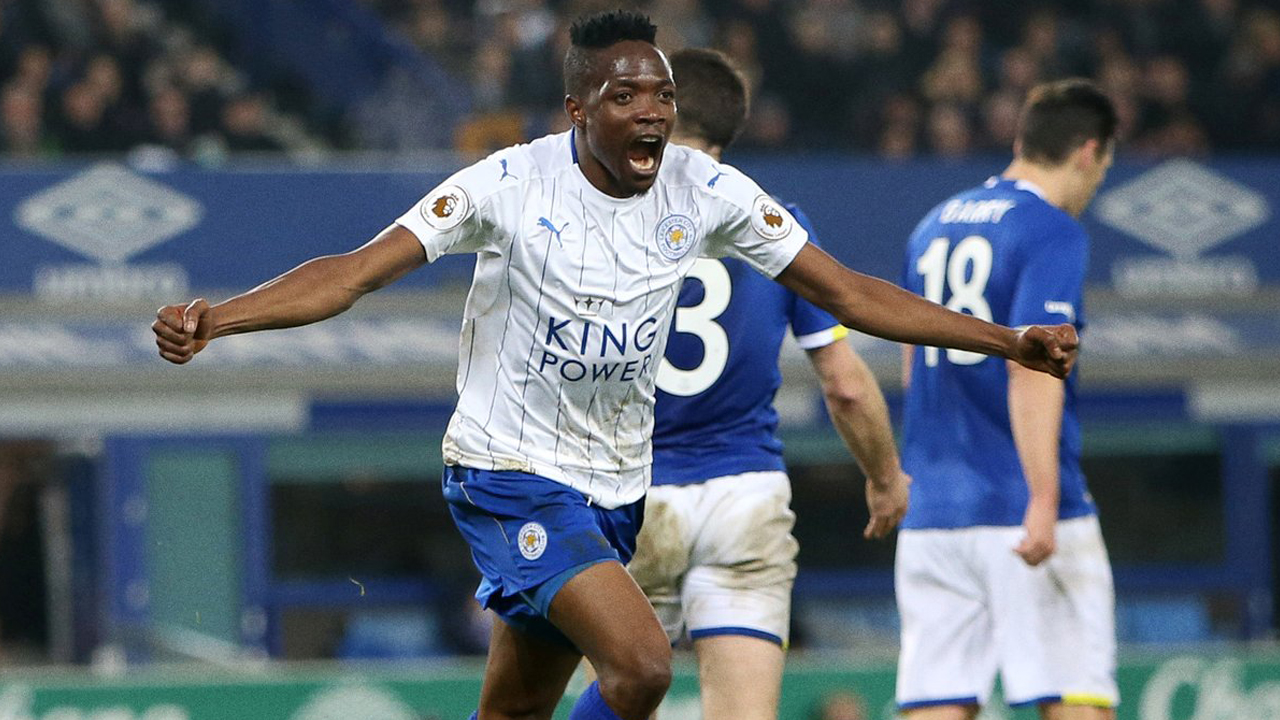 Musa's heroics ended Leicester's run of 10 away games without a win in all competitions and ensured the English champions avenged their Premier League defeat against Everton on Boxing Day. PHOTO: TWITTER/LEICESTER CITY