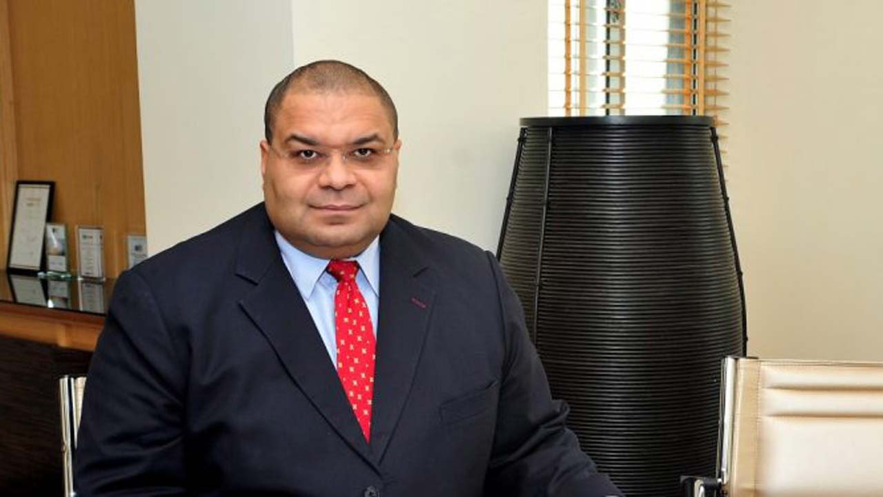President and Chief Executive Officer of AFC, Andrew Alli