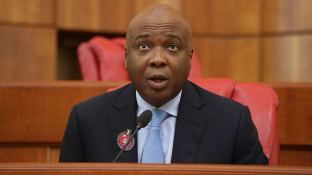 Saraki reacts to Supreme Court ruling