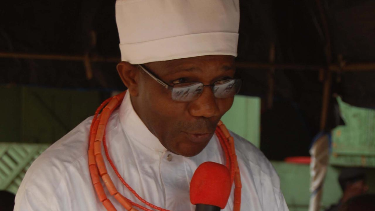 Chief Nosakhare Isekhure