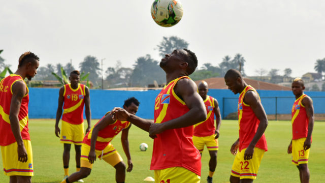 Dr Congo Storms Nigeria With 28 Players The Guardian Nigeria News