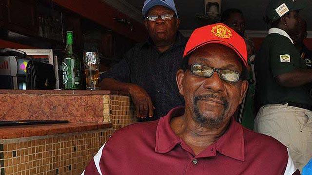 The late Chris Enahoro