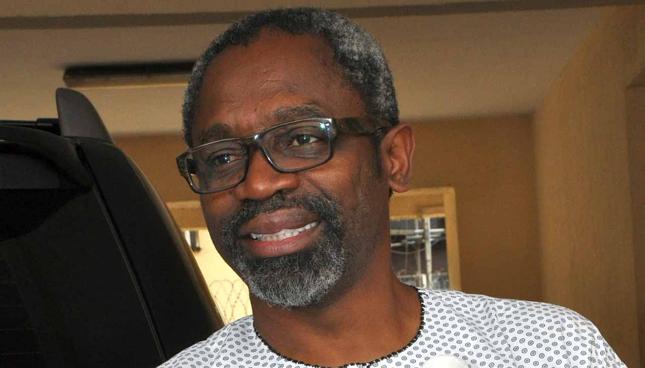 Femi Gbajabiamila, the Majority Leader in the House of Representatives