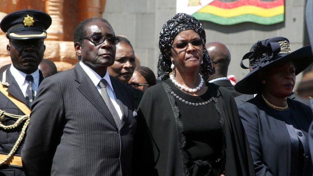 8b32e579241 Zimbabwe arrests journalist over Grace Mugabe  used  underwear