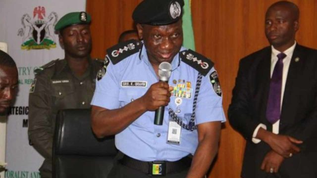 Reps set for showdown with IGP over detention of lawmaker