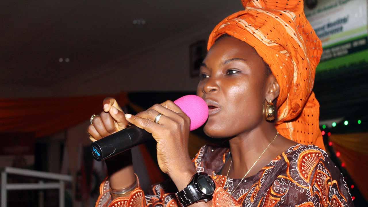 Mrs. Funmi Akingbagbohun