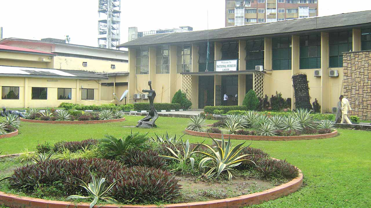 National Museum, Onikan, Lagos