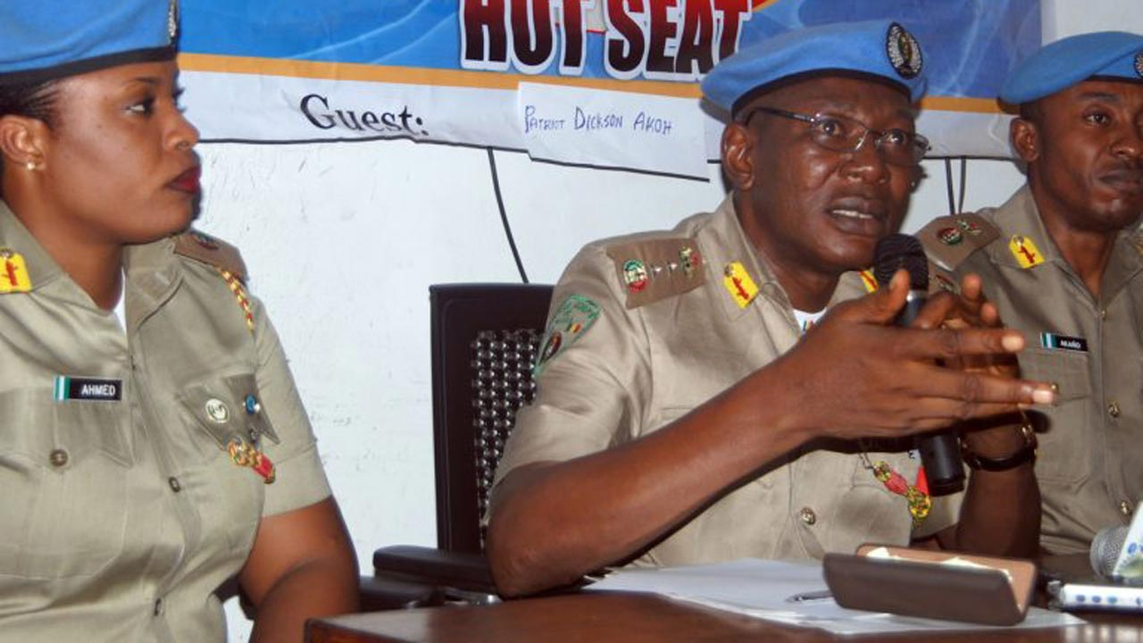 The National Commandant, Nigerian Peace Corps (NPC), Dr Dickson Akoh has expressed optimism that President Buhari would sign the newly passed NPC Bill by the National Assembly.