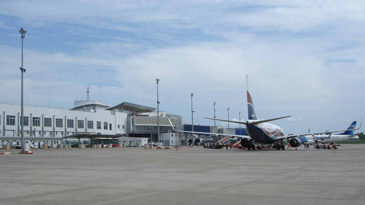 Nnamdi Azikiwe International Airport, Abuja