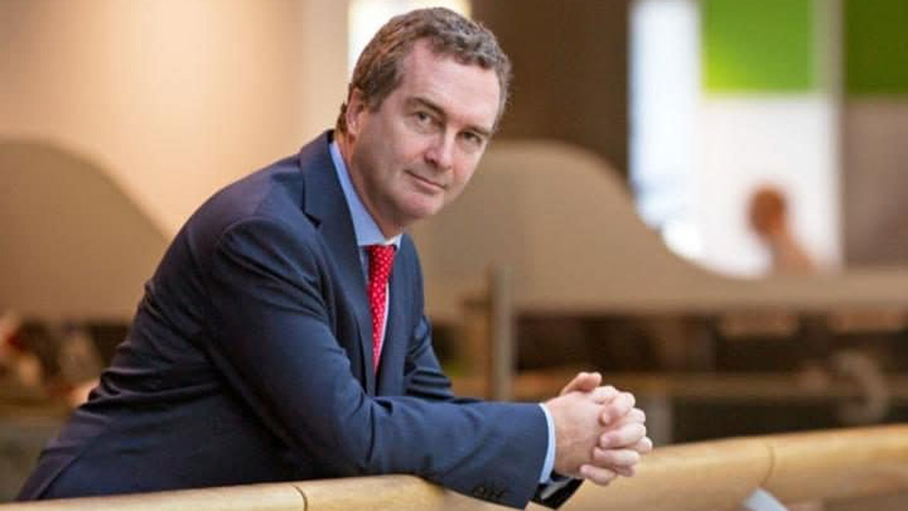 Robert Hannigan, the head of the Government Communications Headquarters (GCHQ), informed Foreign Secretary Boris Johnson of his decision. PHOTO: GCHQ