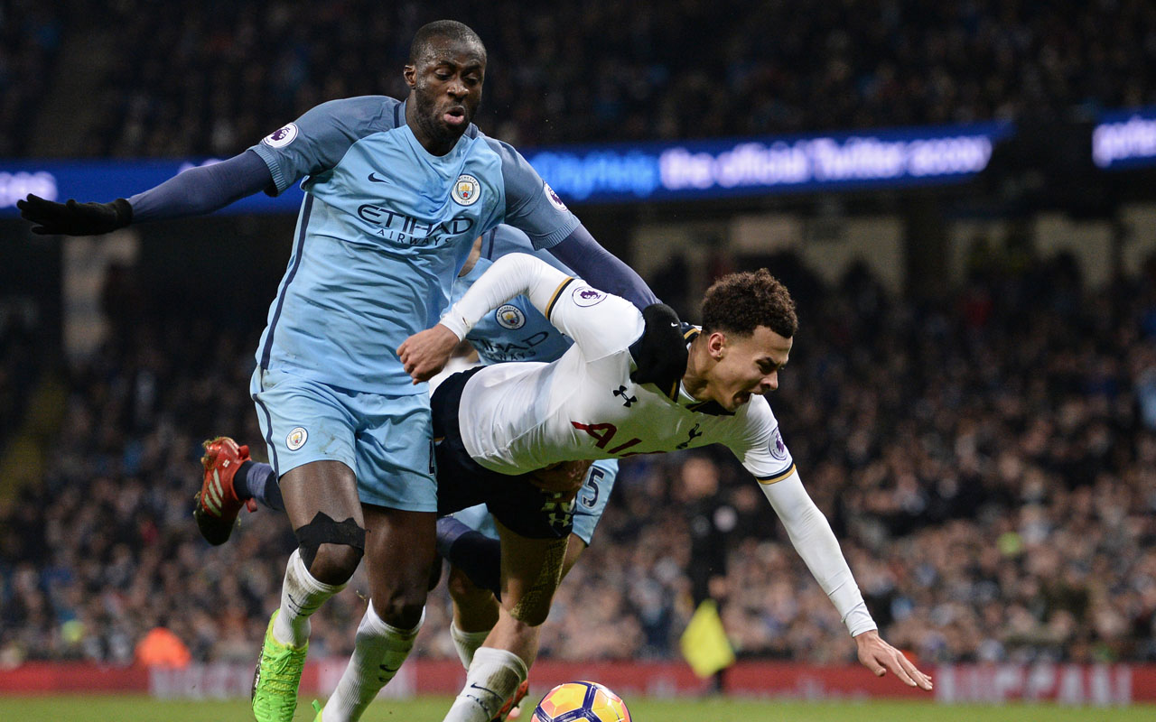 Man City s Toure dismisses lure of China — Sport — The Guardian
