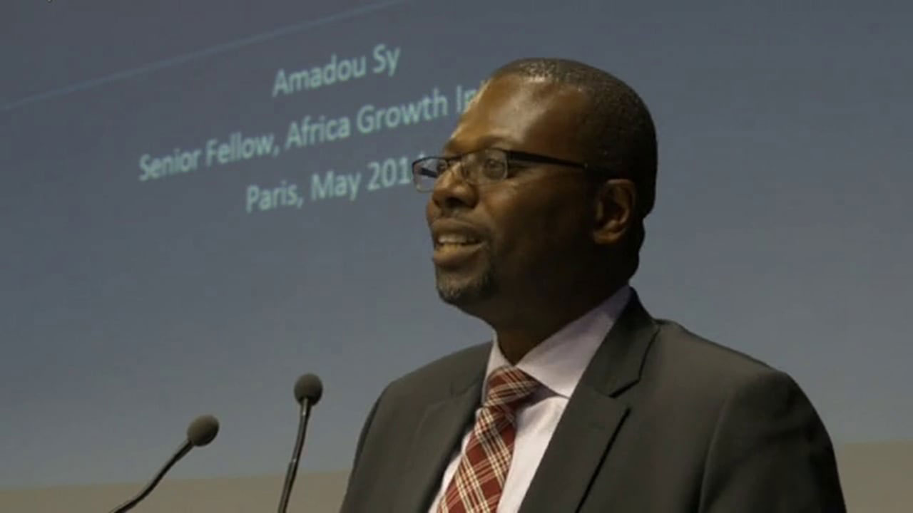 Director and Senior Fellow, Africa Growth Initiative, Global Economy and Development, Brookings Institution, Amadou Sy