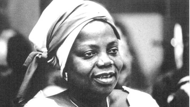 Mrs. Florence Onyebuchi Emecheta