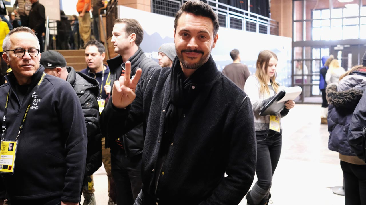 """PARK CITY, UT - JANUARY 21: Actor Jack Huston attends """"The Yellow Birds"""" premiere on day 3 of the 2017 Sundance Film Festival at Eccles Center Theatre on January 21, 2017 in Park City, Utah. Nicholas Hunt/Getty Images for Sundance Film Festival/AFP Nicholas Hunt / GETTY IMAGES NORTH AMERICA / AFP"""