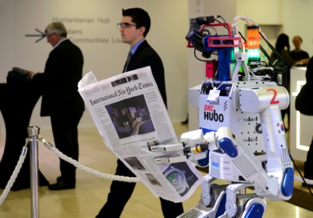 Public disquiet about technological change and globalisation has already sparked a populist backlash in Western countries, culminating in Donald Trump's inauguration as US president on Friday.