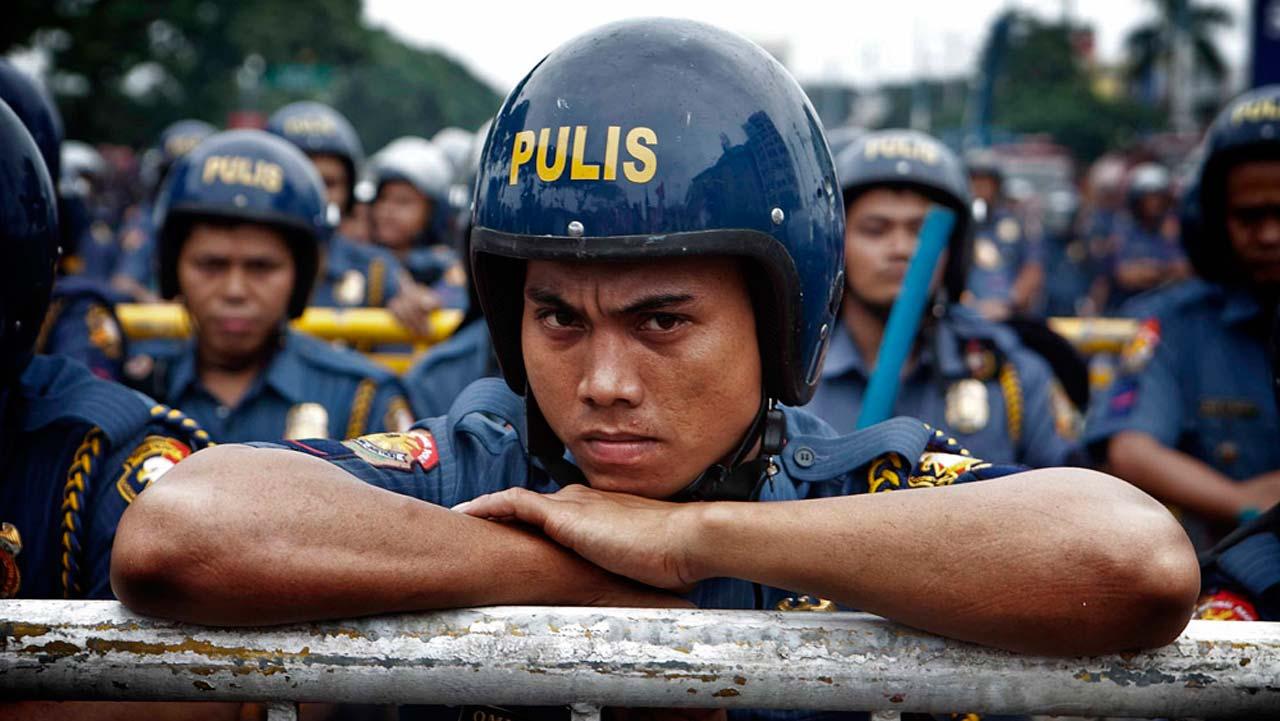 Philippine police