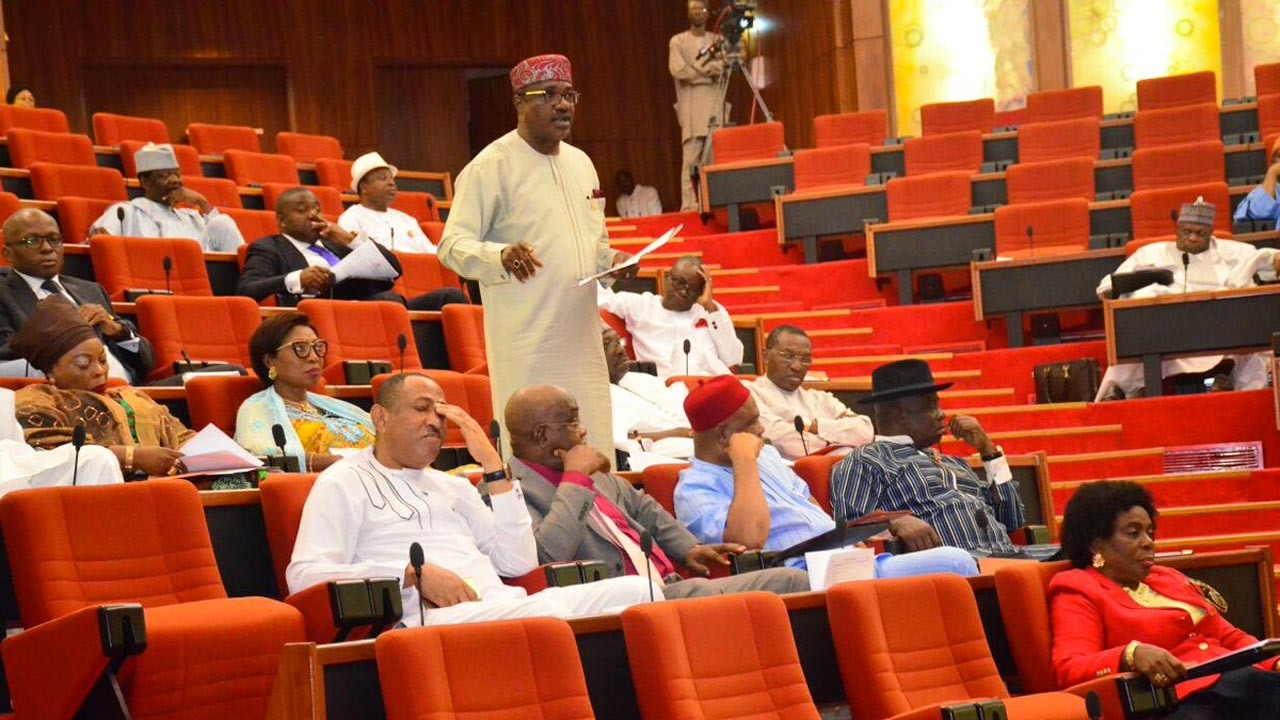 ‎₦30tn Forex Fraud: Senate Vows to Publish Names