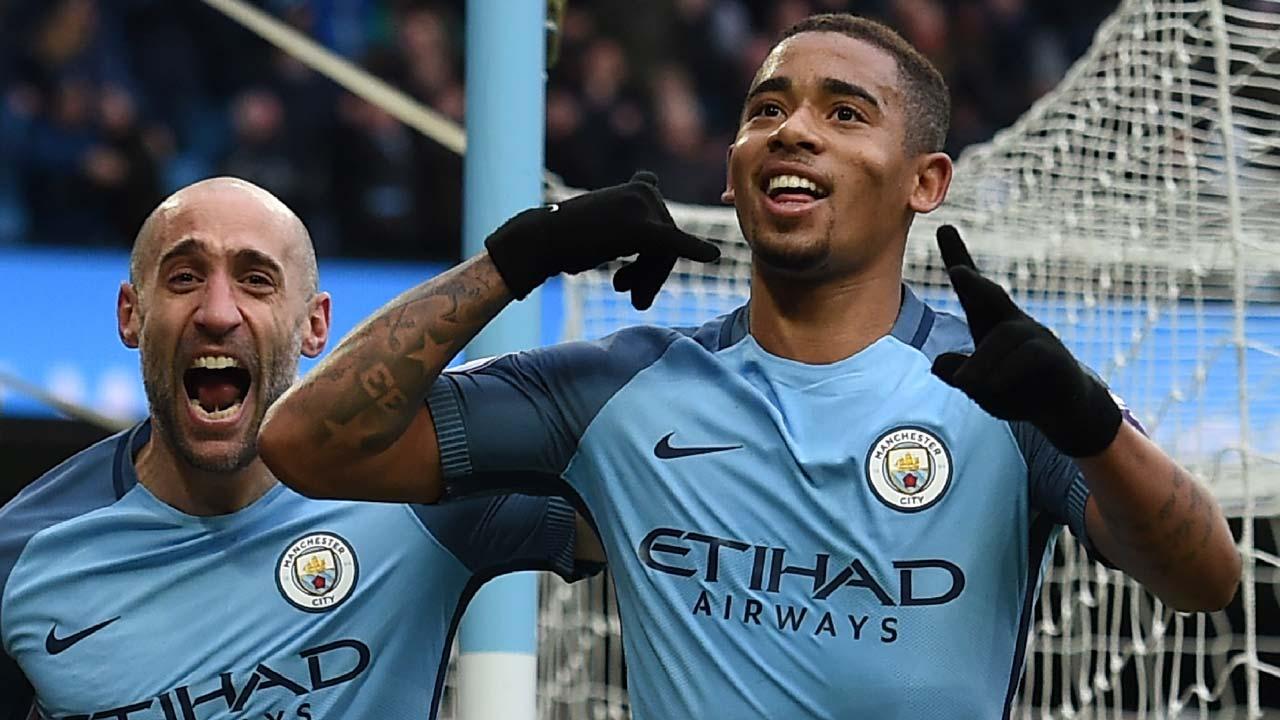 City star Jesus returns to training — Sport — The Guardian Nigeria