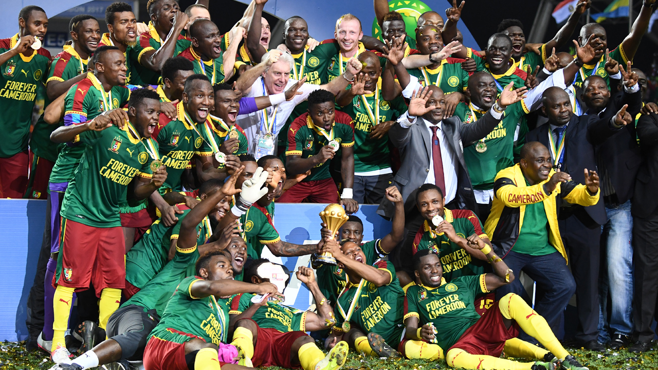 Image result for nigeria cameroon afcon