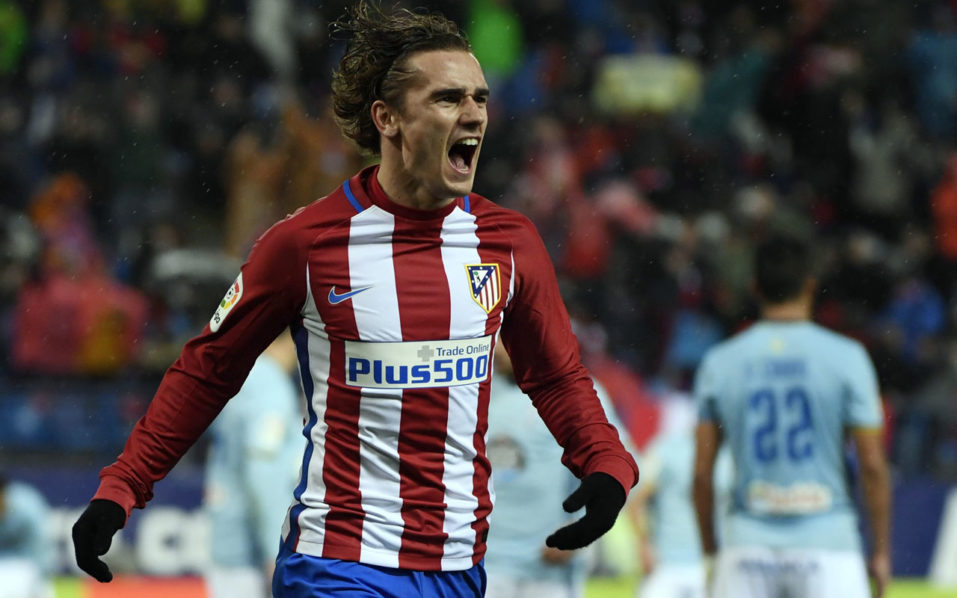 Griezmann will leave Atletico – Simeone