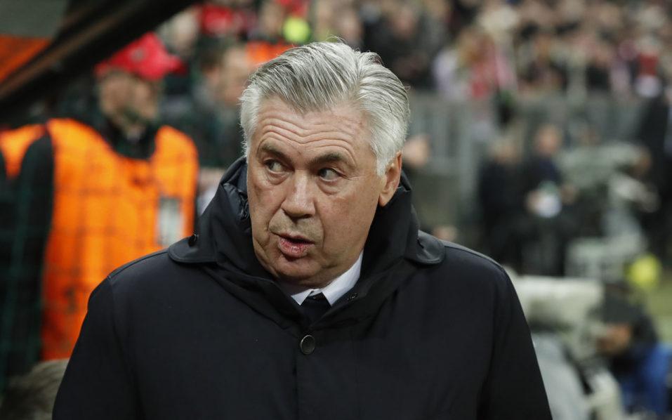 Carlo Ancelotti News