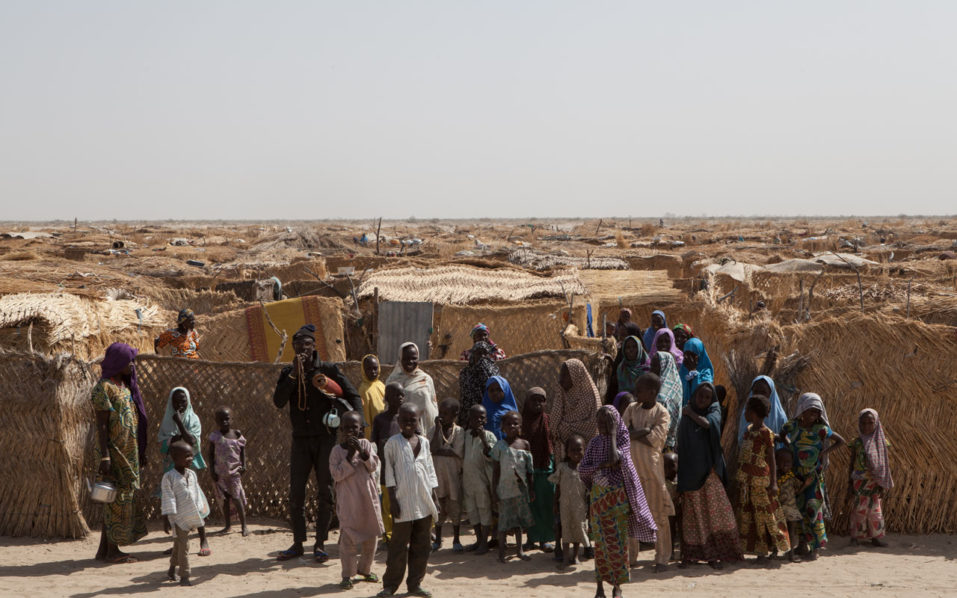 NEWS:MSF launches emergency aid after dozens of children die in Borno camp