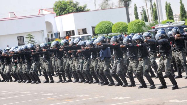 Graduate Policemen Beg IGP To Release Pending Promotion List