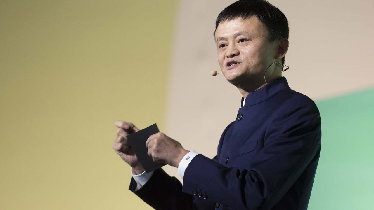 Alibaba S Jack Ma Blames Outdated Law For Fakes The Guardian