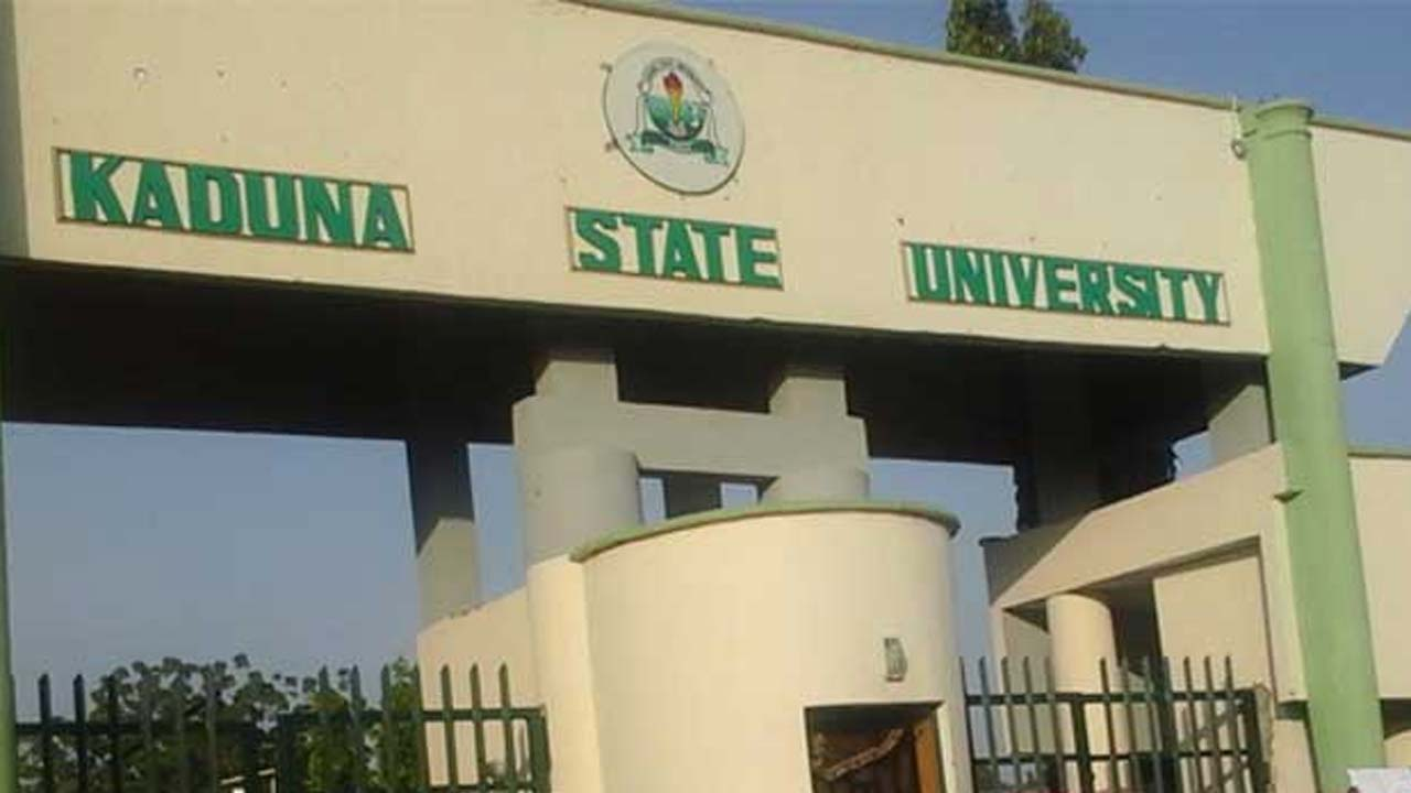 Main Entrance, Kaduna State University (KASU). Photo: Guardian Nigeria