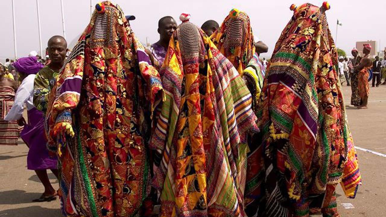 Ogundaisi Partners Oyo To Boost Egungun Festivals