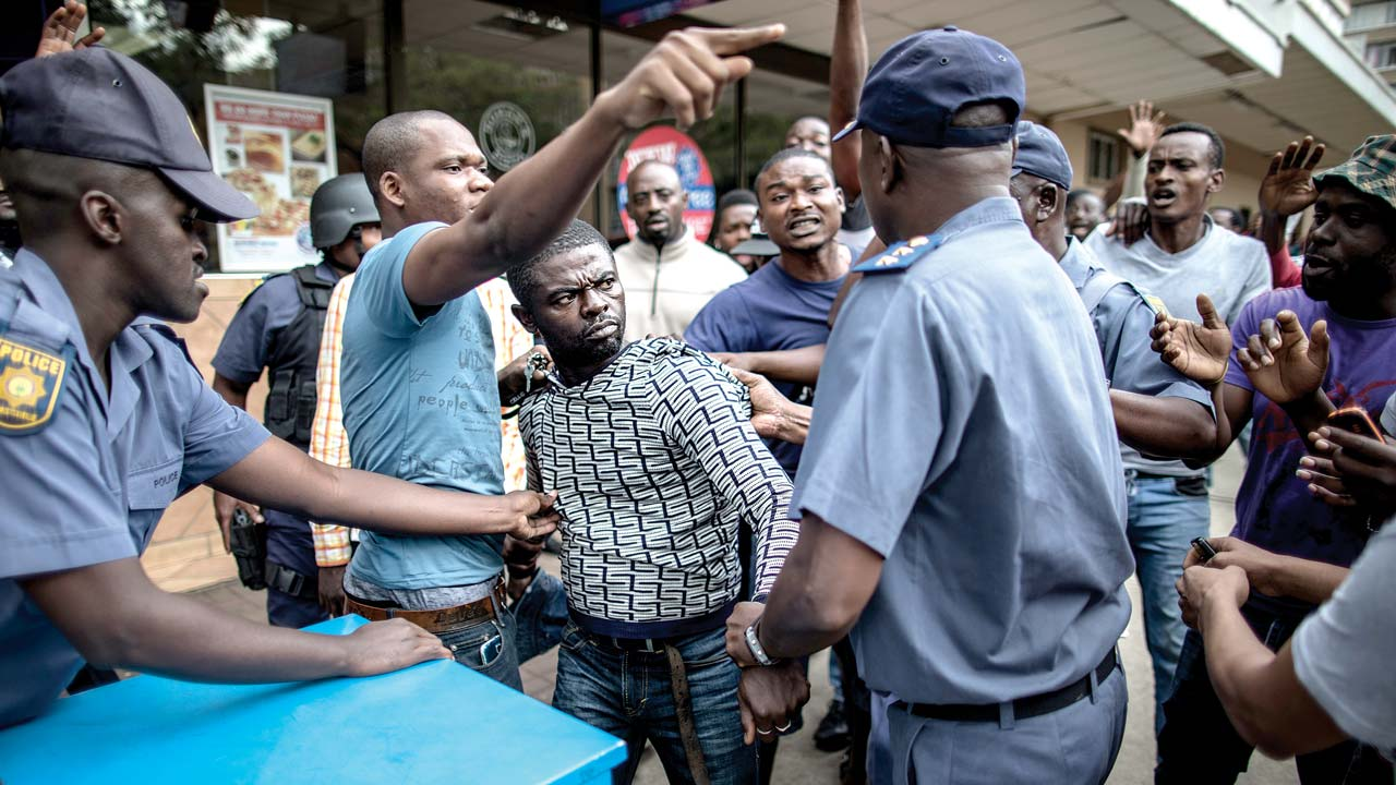 Xenophobic Attacks Continue In South Africa