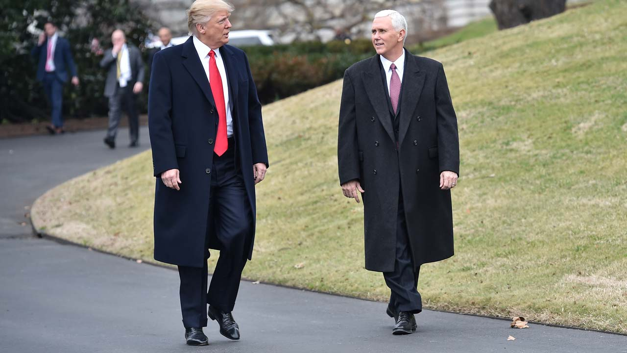 Pence Vows Confirmation Of Trump High Court Pick One Way