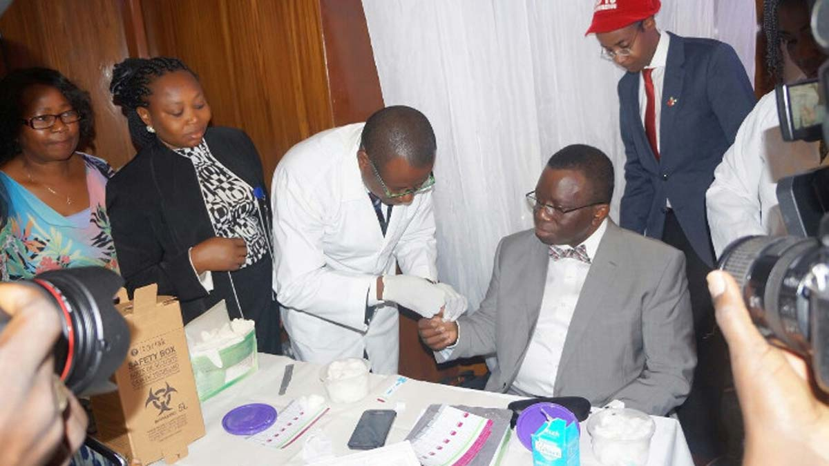 FG plans N1b support to fight HIV and AIDS through NHIS