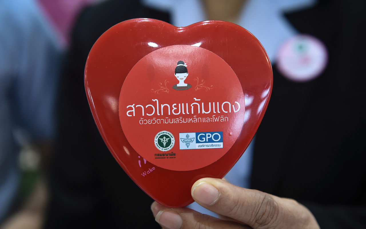 Thais In The Mood For Love As Valentine S Day Fever Sweeps The