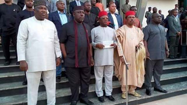 Image result for SOUTH-EAST GOVERNORS