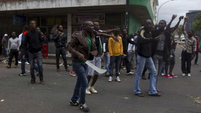 Xenophobic Attacks: Committee urges Nigerian students to avoid reprisal attacks